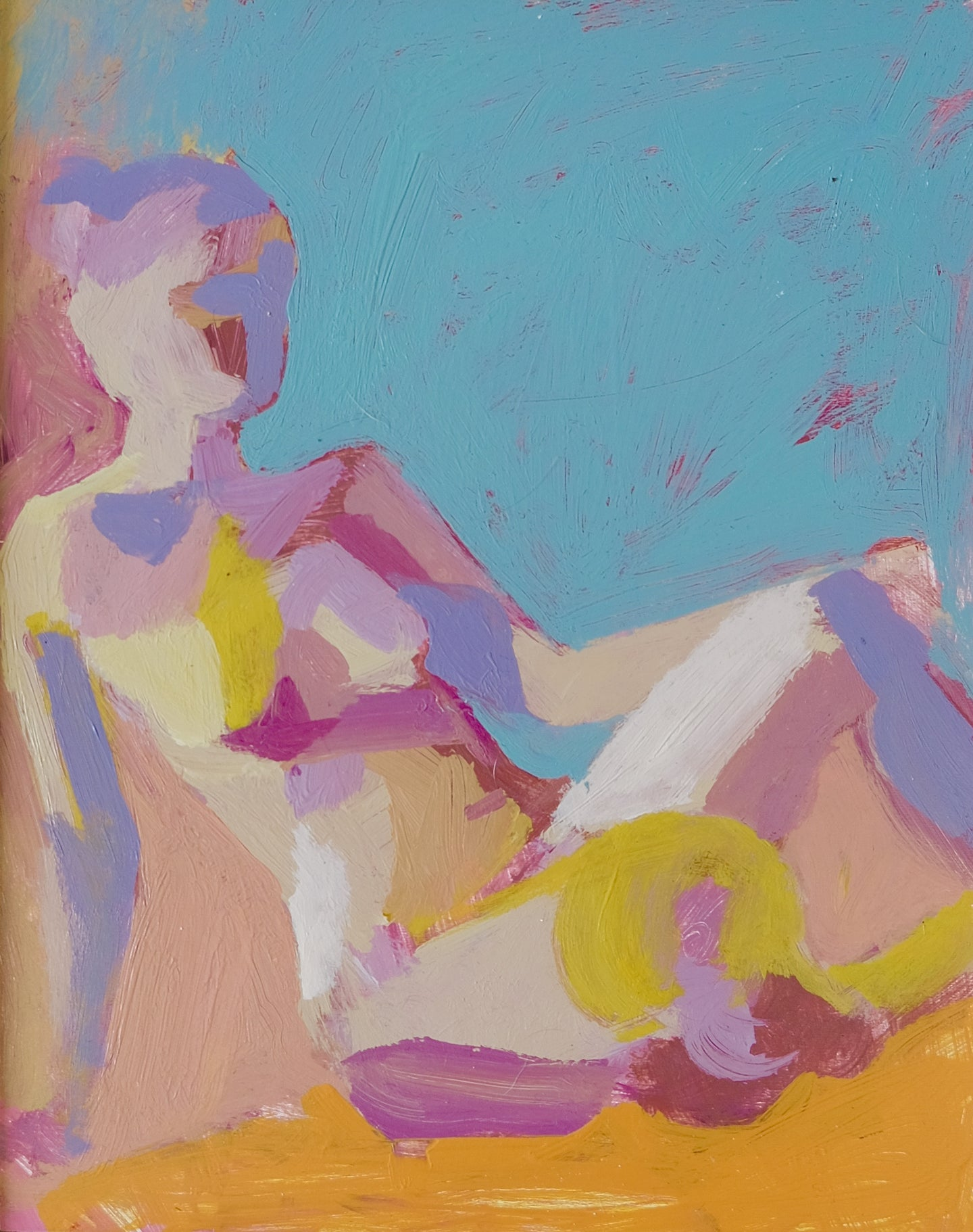 Summer Figure Study No. 8, 8