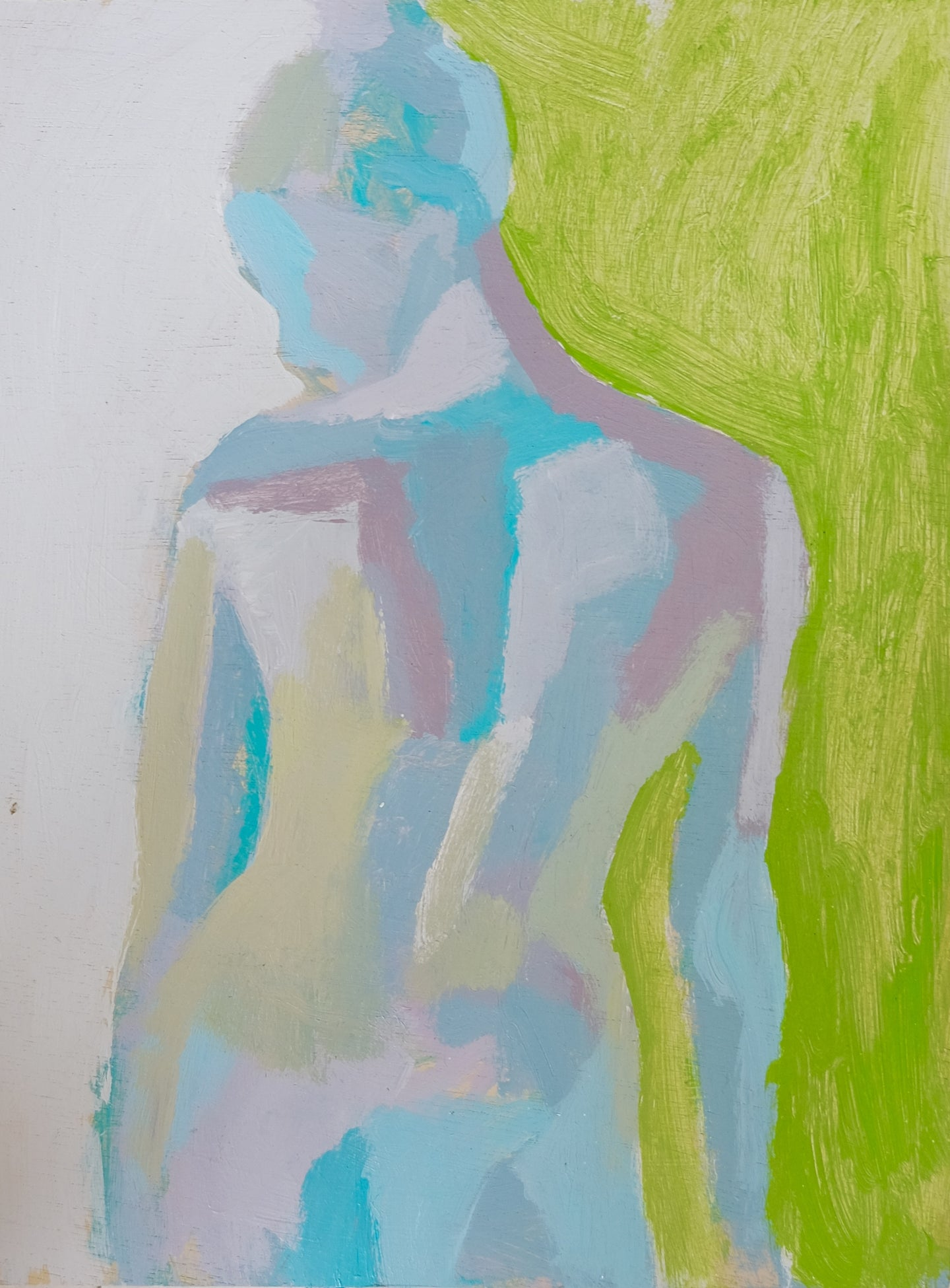 Summer Figure Study No. 22, 9