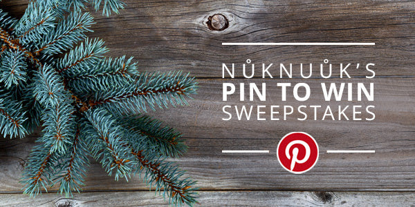 Nuknuuk's Pin to Win Sweepstakes