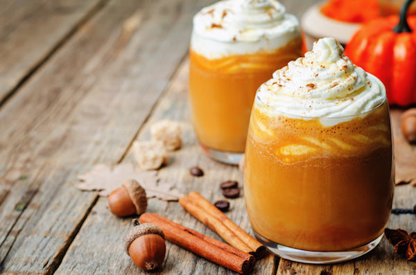 Pumpkin spiced lattes: just one of our favorite ways to get cozy for fall!
