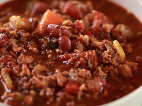 Winter chili recipe