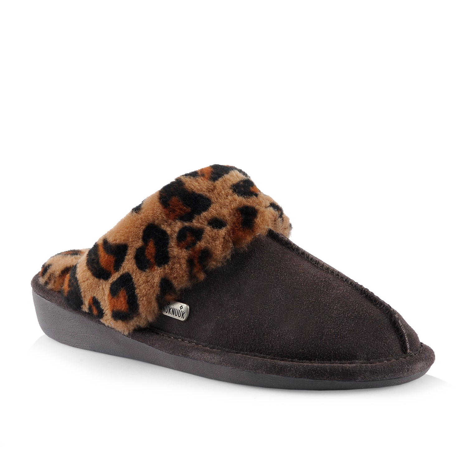 b47bf2212414 Nuknuuk Zanzibar Women s Slipper (Brown)