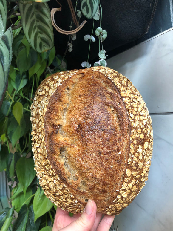 Porridge Sourdough