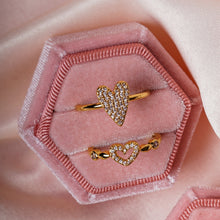Load image into Gallery viewer, Oh my Love heart ring