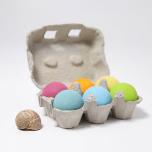 Grimm's Pastel Balls in Egg box