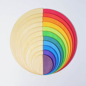 Grimm's Bright Rainbow Semi Circles