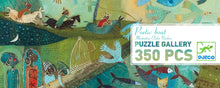 Load image into Gallery viewer, Djeco 350 Piece Gallery Puzzle - Poetic Boat