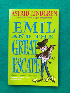 Astrid Lindgren - Emil and the Great Escape