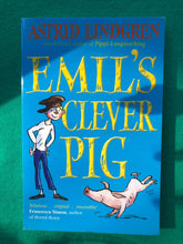 Load image into Gallery viewer, Astrid Lindgren - Emil's Clever Pig