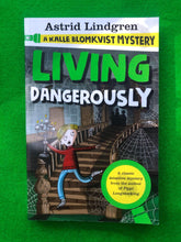 Load image into Gallery viewer, Astrid Lindgren - A Kalle Blomkvist Mystery: Living Dangerously