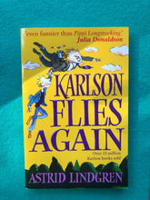 Load image into Gallery viewer, Astrid Lindgren - Karlson Flies Again