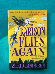 Astrid Lindgren - Karlson Flies Again