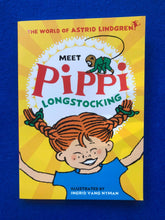 Load image into Gallery viewer, Astrid Lindgren - Meet Pippi Longstocking