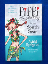 Load image into Gallery viewer, Astrid Lindgren - Pippi Longstocking in the South Seas