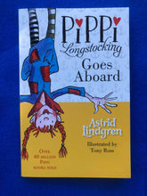 Load image into Gallery viewer, Astrid Lindgren - Pippi Longstocking Goes Aboard