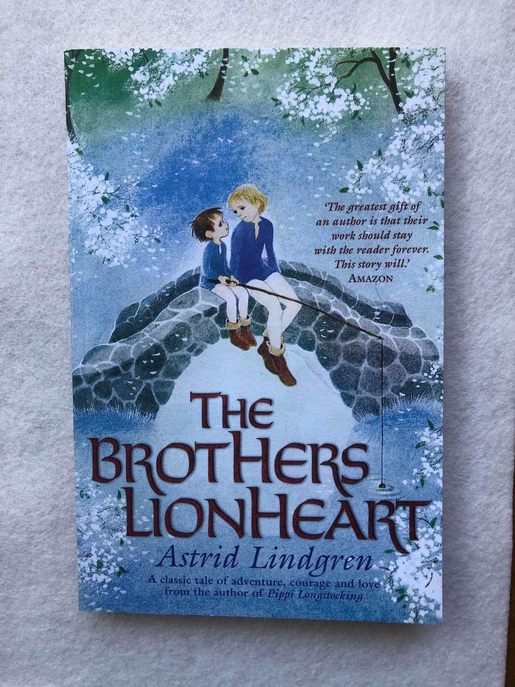 Astrid Lindgren - The Brothers Lionheart