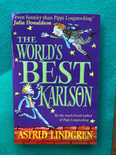 Load image into Gallery viewer, Astrid Lindgren - The World's Best Karlson