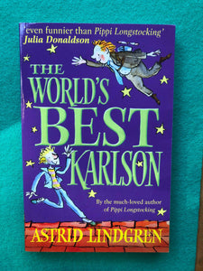 Astrid Lindgren - The World's Best Karlson