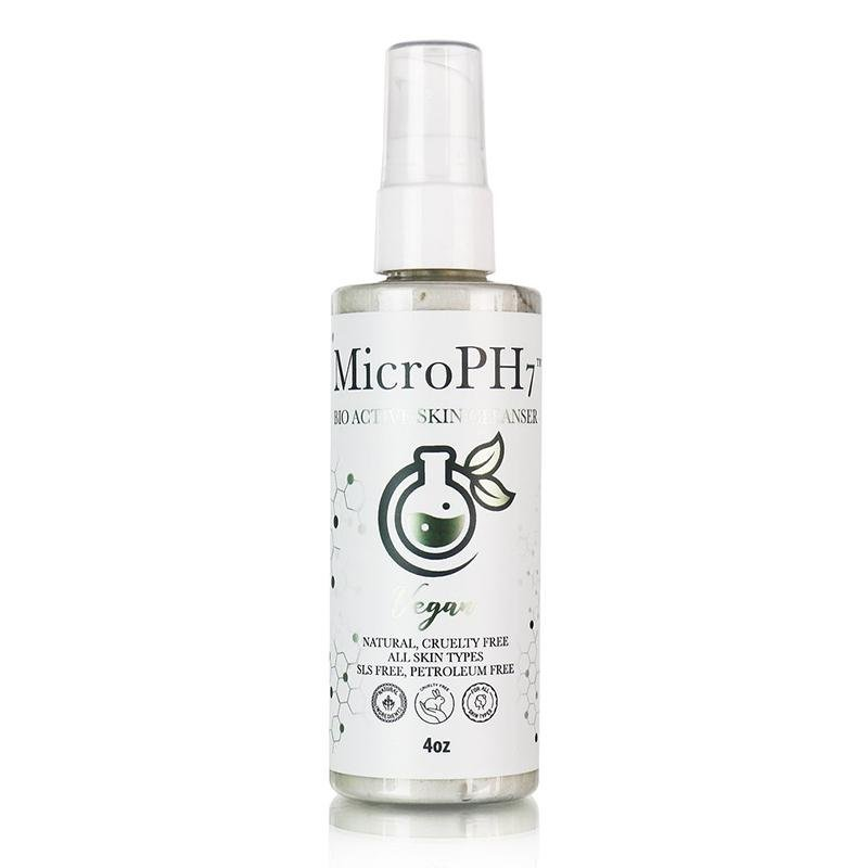 (4oz) MicroPH7 Bio-Active All Purpose Skin Cleanser-Browbox