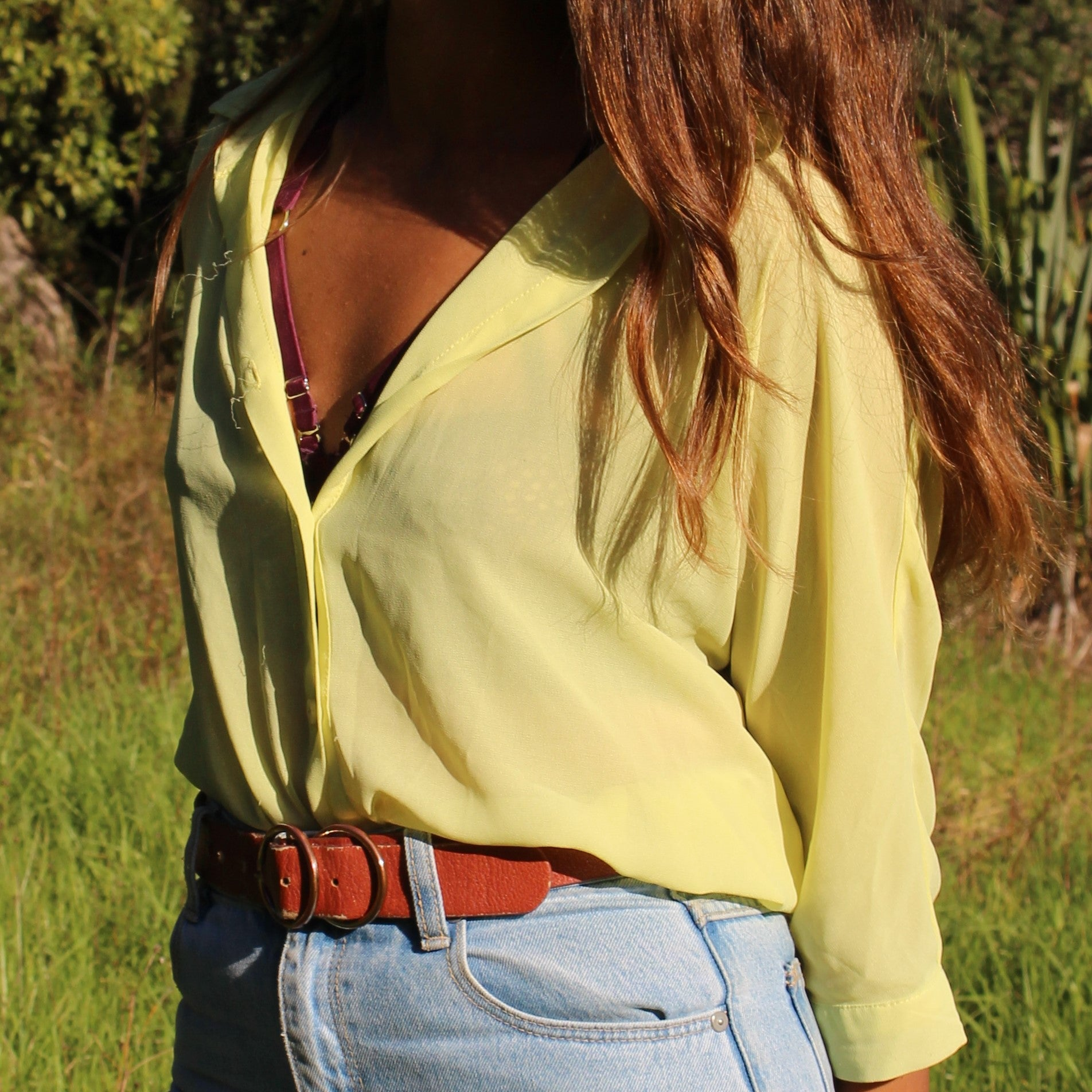 Lemon Squeeze Shirt - ZoMa Collective
