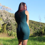 Load image into Gallery viewer, Poison Ivy Stax Shift Dress - ZoMa Collective