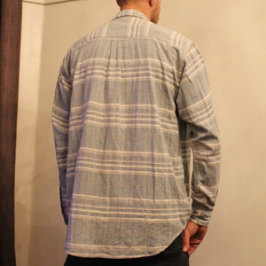 Sea Foam Striped shirt - ZoMa Collective
