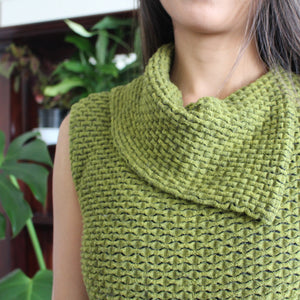 Green Collars Knitwear - ZoMa Collective