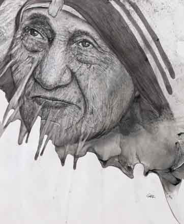 Mother Theresa - Love of Chaos