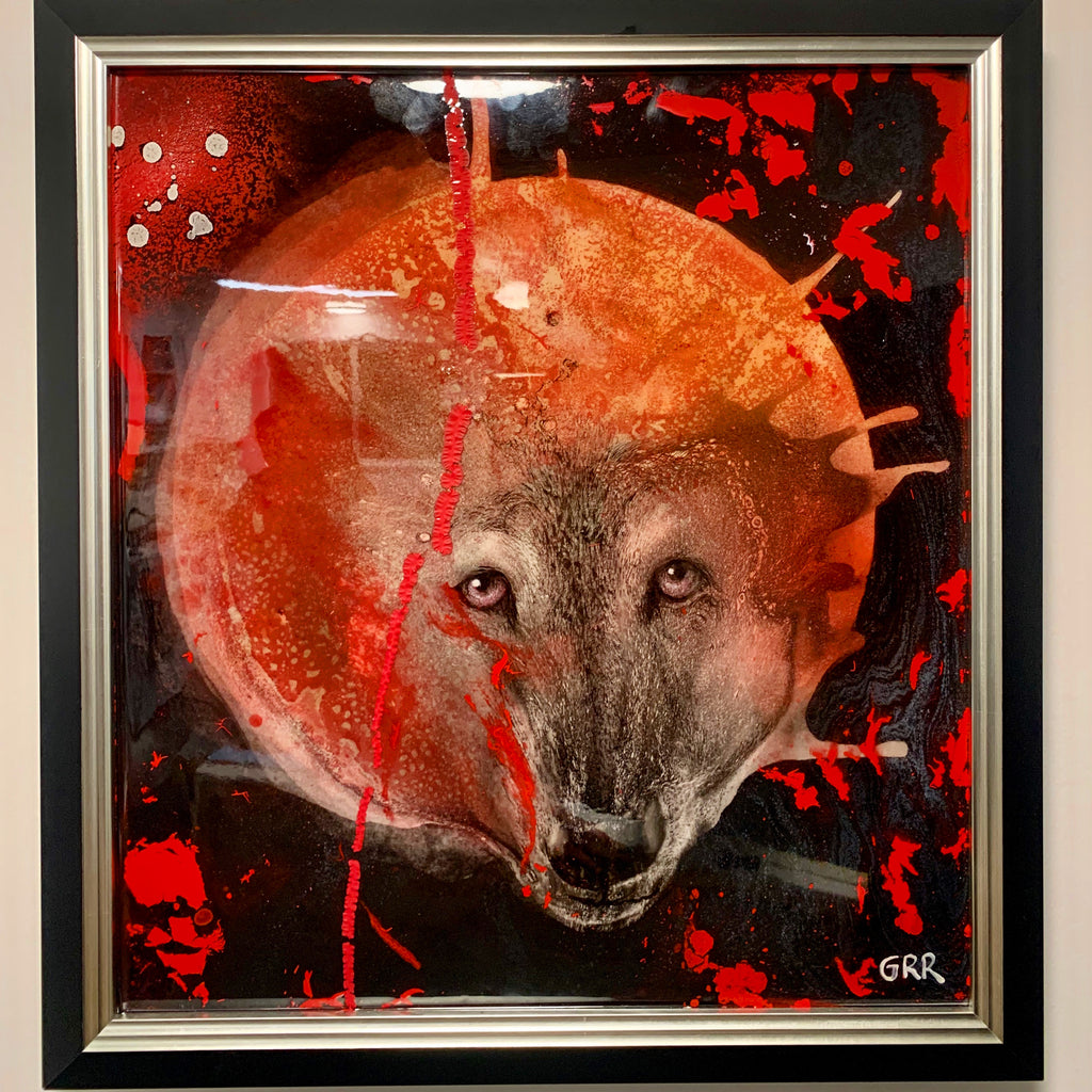 Blood Wolf Moon