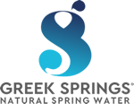 Greek Springs Water logo