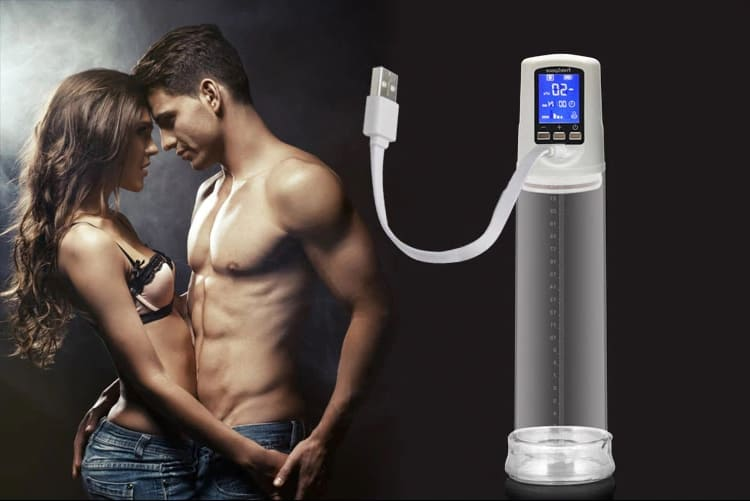 PENILE PUMP : Get Bigger and Longer Manhood without Medicine or Injections!