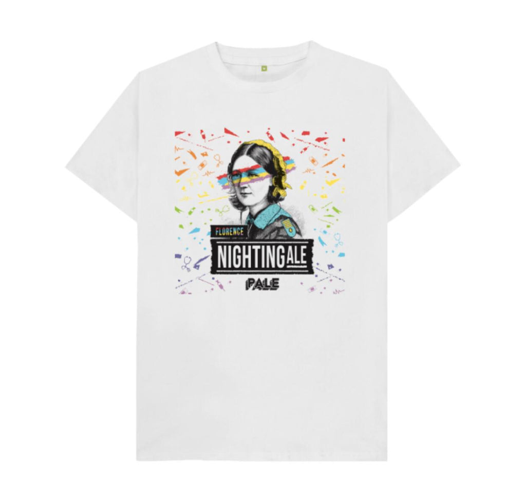 Florence Nighting Ale Tee - Watling Street Beer