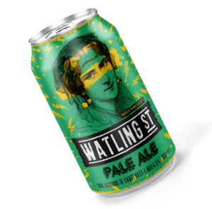 Miss Shelley - Watling Street Beer