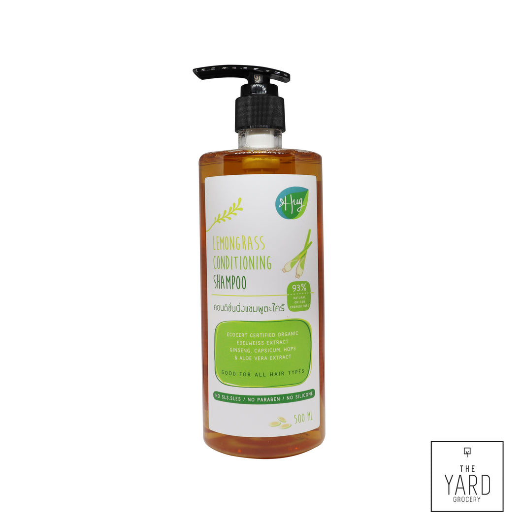 Conditioning Shampoo Lemongrass