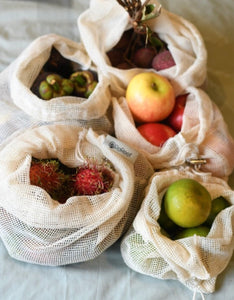 Grocery Mesh Bag (set of 3)