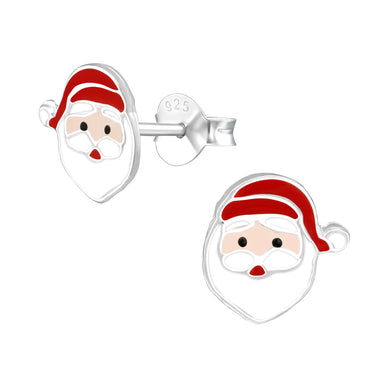 Santa Claus Children's Earrings
