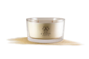 Coast Candle - 2 Wick Candle - Atlantic Gorse
