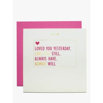 Always Will Mother's Day Card