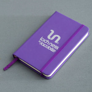 Jacobite A6 notebook