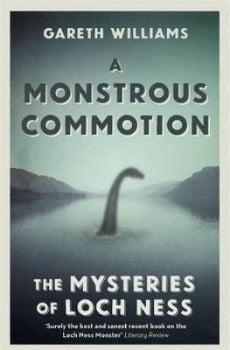 A Monstrous Commotion (Mysteries of Loch Ness)