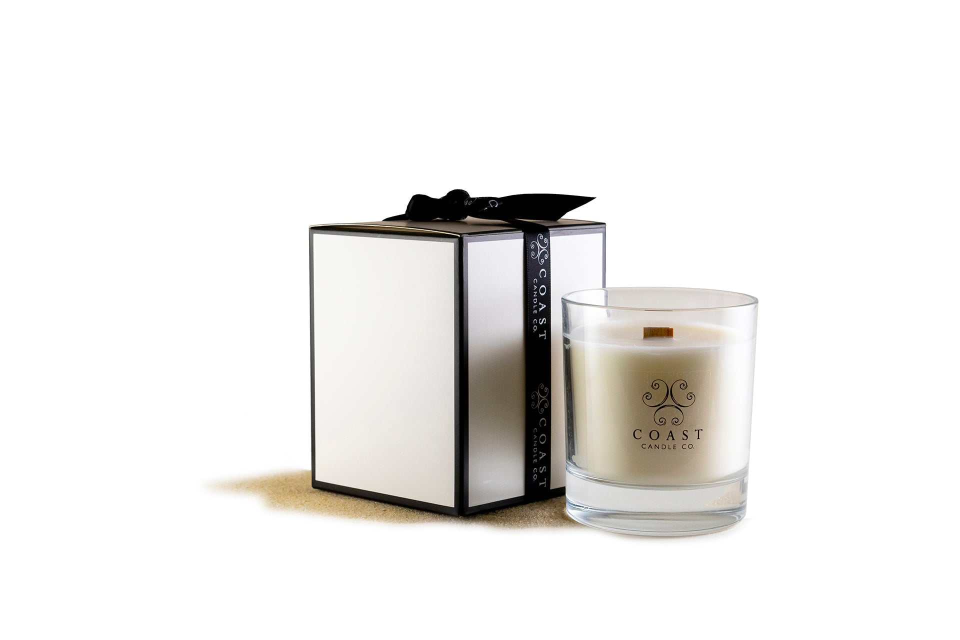 Coast Candle - Tumbler Candle - Sea Salt Lips