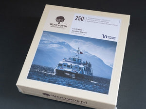 Large boat Jigsaw 250 pieces