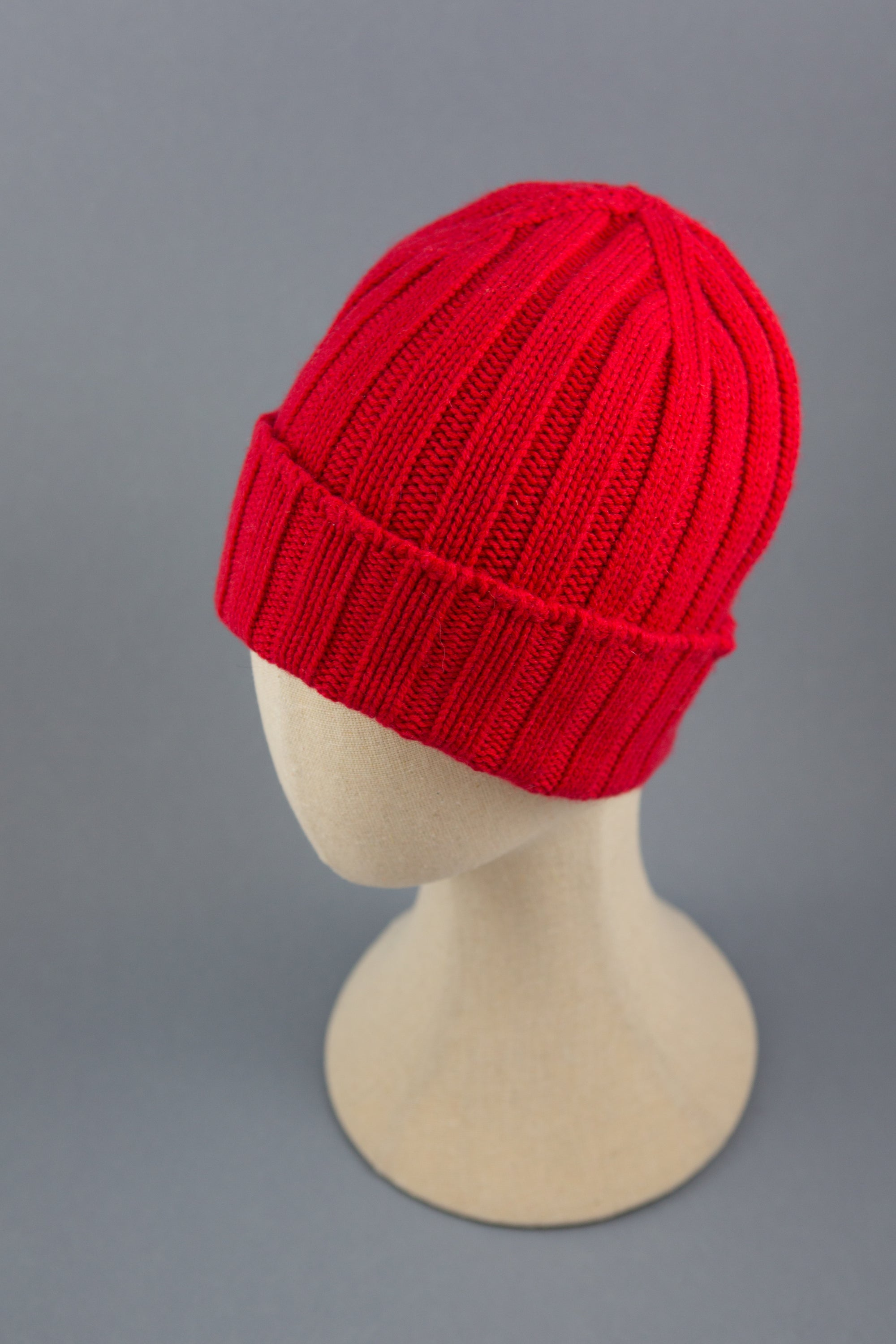 Phoenix Red Knit Hat