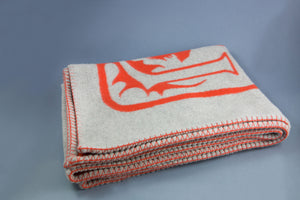Merino & Cashmere Throw