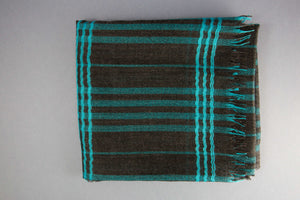 Begg & Co Cashmere and Silk Tribal Scarf