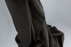 Begg & Co Cashmere and Silk Staffa Scarf