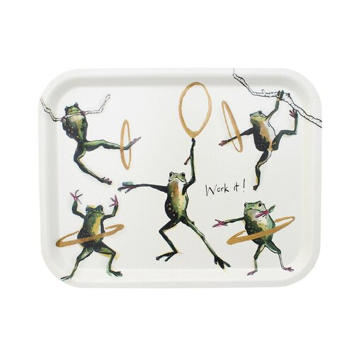 Anna Wright 'Work It' Tray