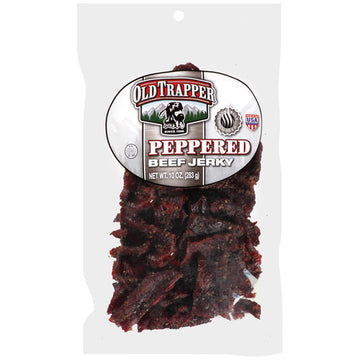 Peppered Beef Jerky, 10 oz