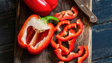 Bell pepper red, 1pc