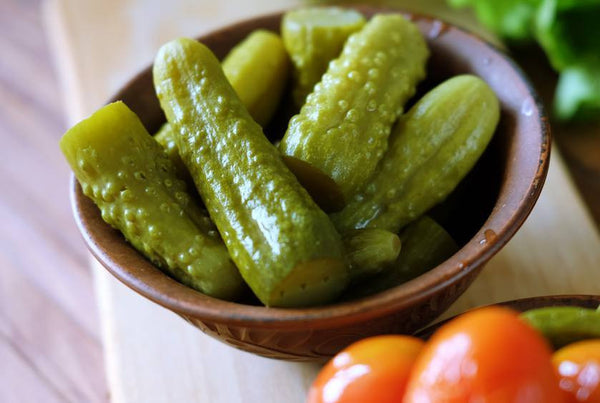 Home made pickles, 1lb